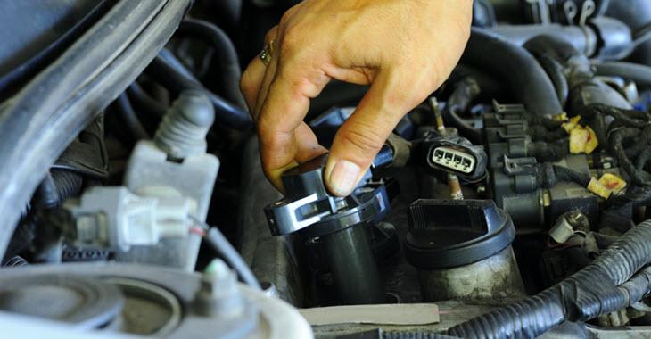 Jaguar Ignition Coil Check