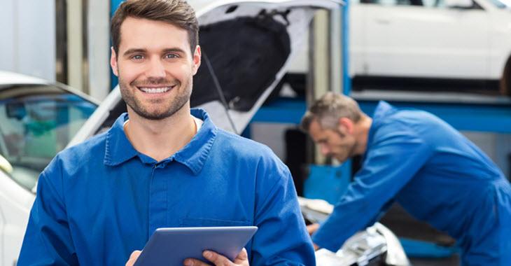 BMW Power Steering Leak Check