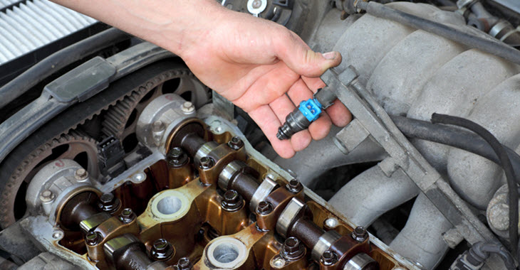 BMW Fuel Injector Servicing