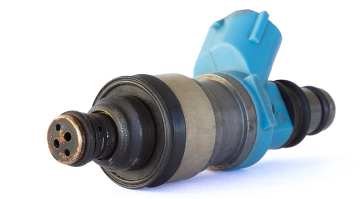 BMW Used Fuel Injector