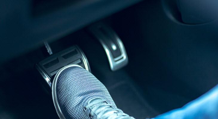 Mercedes Brake Issue