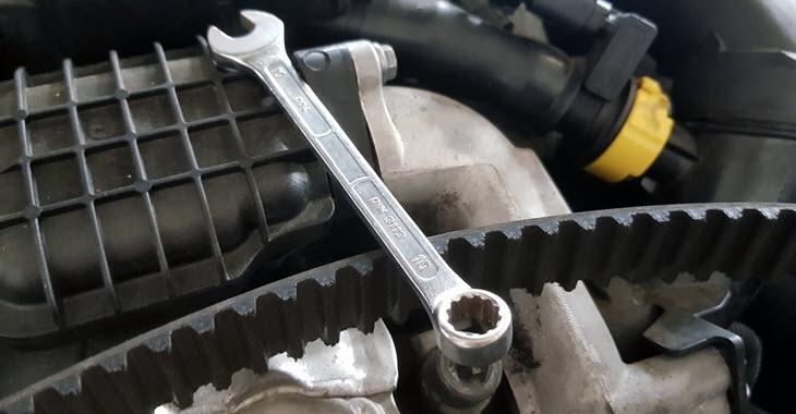 Porsche Timing Belt Replacement