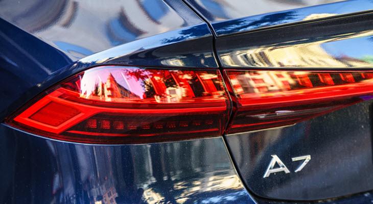 Audi A7 Tail Light