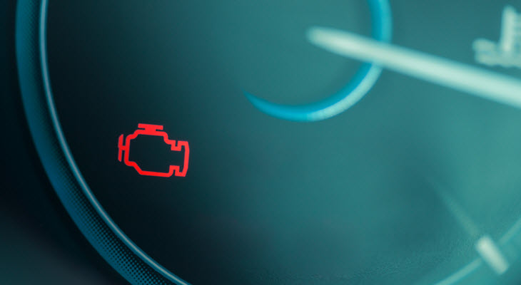 Audi Activated Check Engine Light