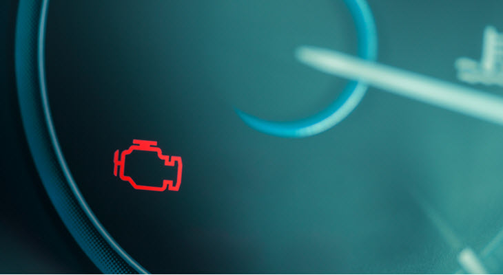 Volkswagen Check Engine Light