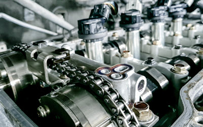 Volkswagen Timing Chain Inspection